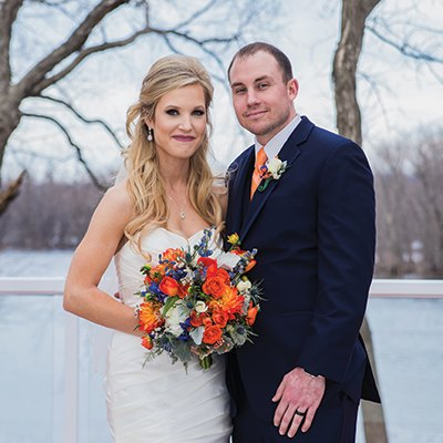 Real Wedding - Ashlee (Bryhn) & Andrew Stanke