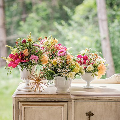 Wedding Decor Inspiration - Summer Splendor