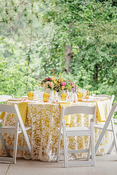 Wedding Inspiration - Summer Splendor