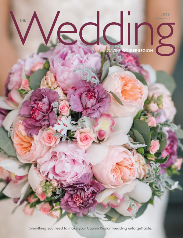 The Wedding Magazine Coulee Region Wisconsin