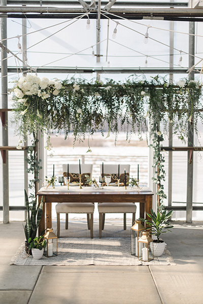 Wedding Inspiration - Urban Whimsy