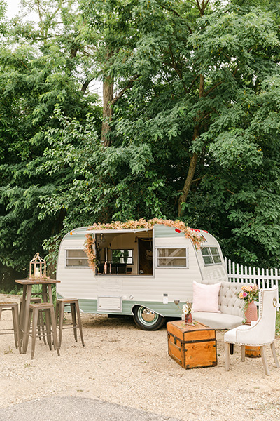 Wedding Inspiration - The Great Outdoors